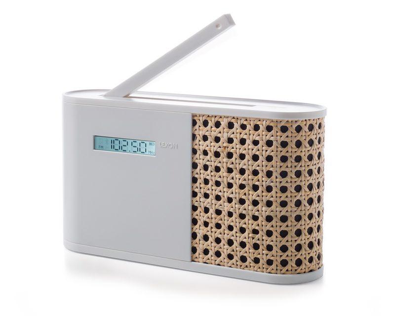 Lexon Hybrid LCD Radio