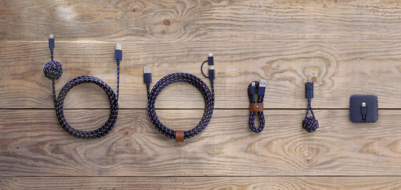 Native Union Nautical Phone Accessories Cables