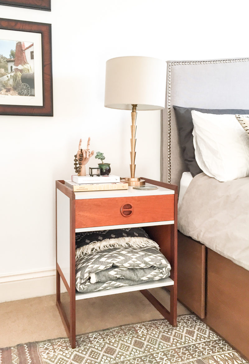 Refinished Mid-Century Night Stands After-3