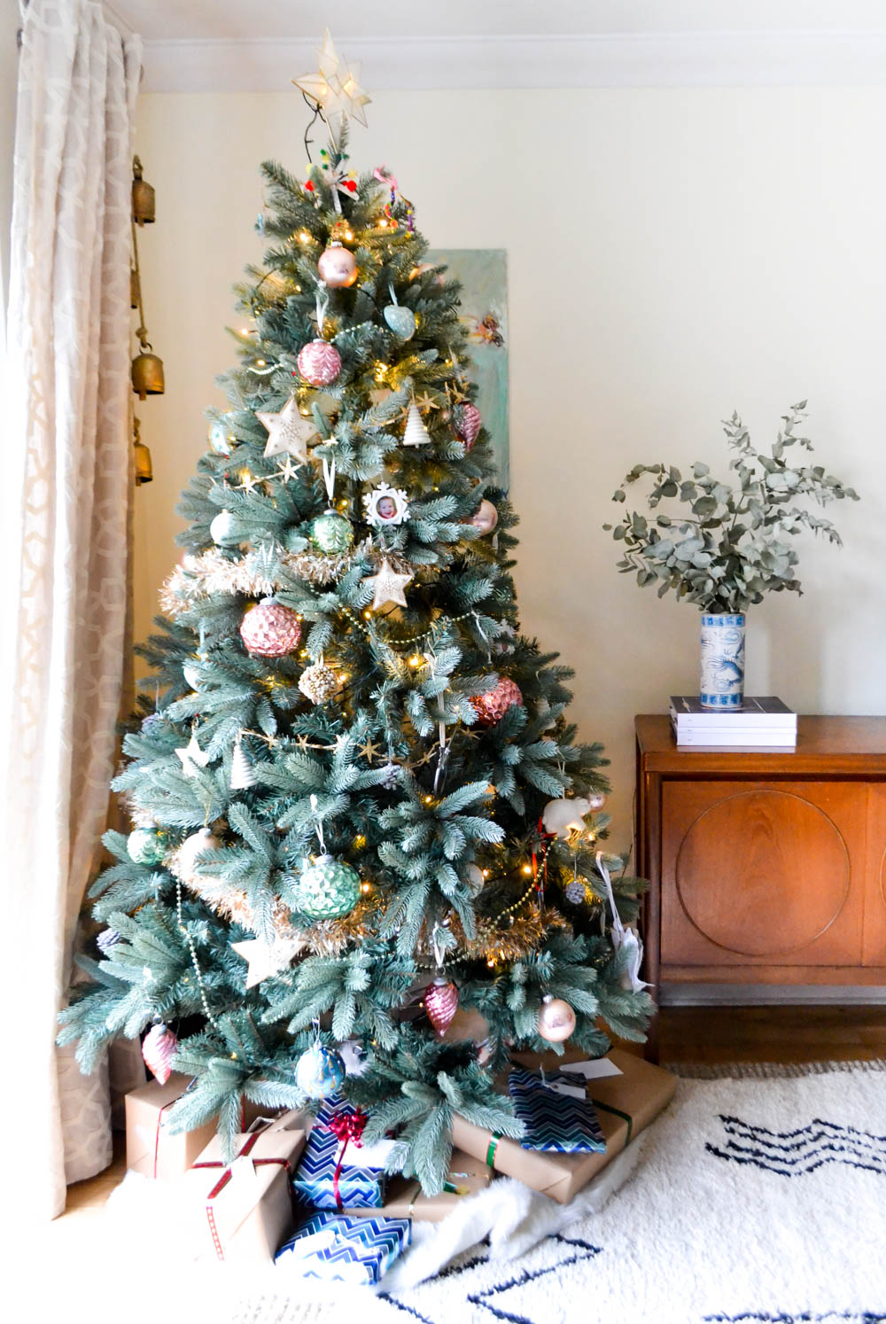 Pink Gold Mint Christmas Tree 9 Emmerson And Fifteenth