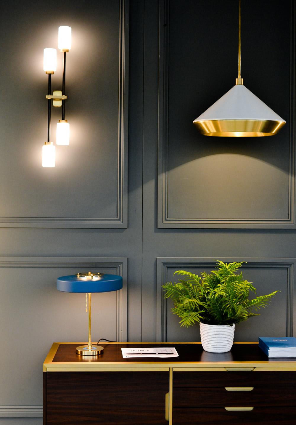 2017 Interior Design Home Decor Trend Report Mixed Metal Lighting Via Bert Frank Emmerson And Fifteenth