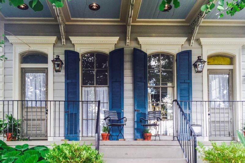 Constance Street Residence New Orleans Family Vacation Rental Kid and Coe - Outside