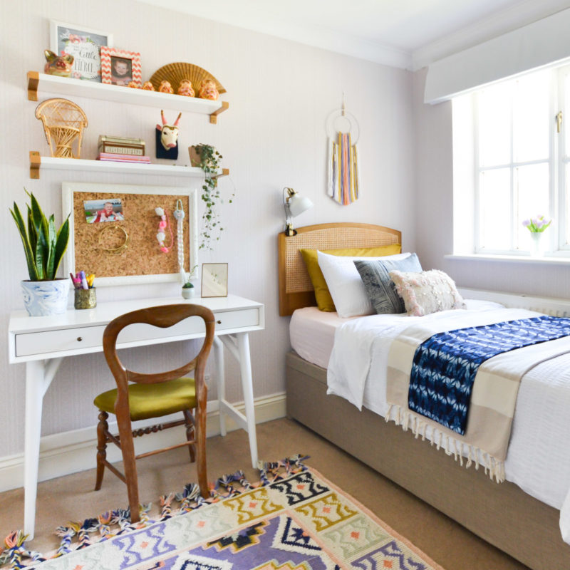Emmerson & Fifteenth | Global boho kids room