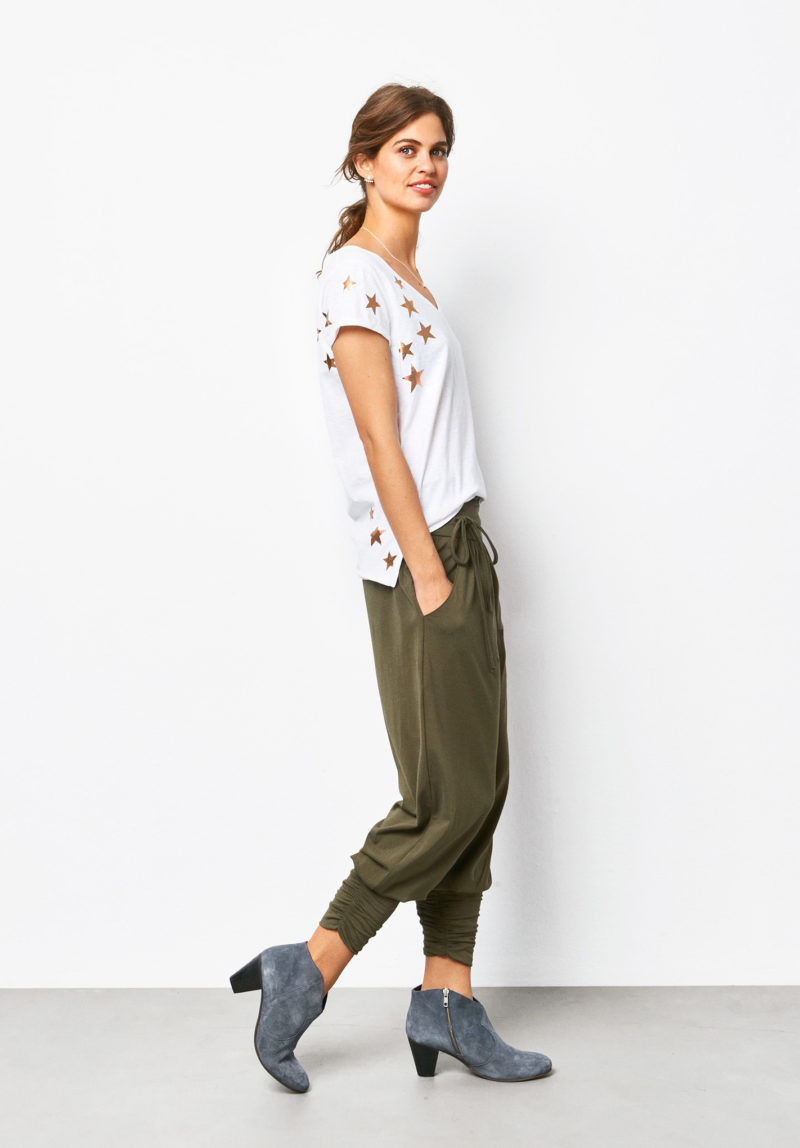Long Harem Trousers - Hush