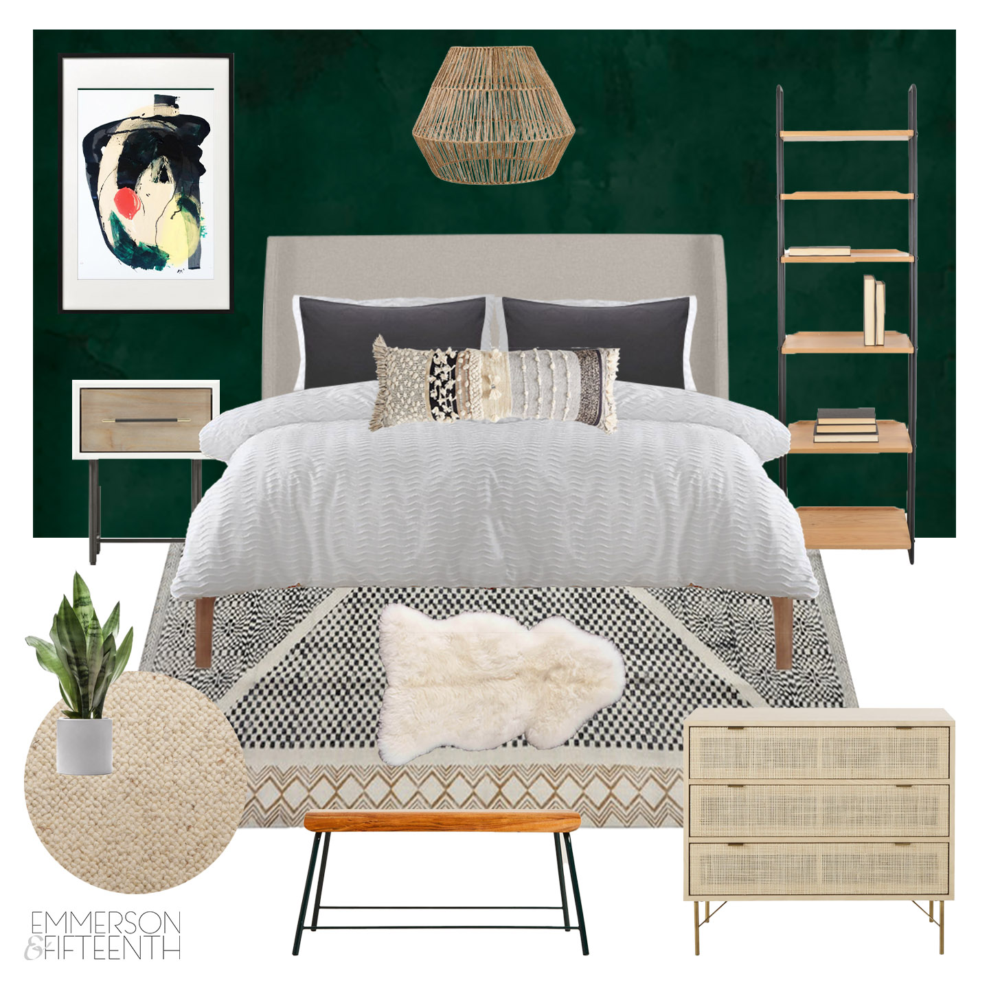 ORC Week 1 & 2 | Master Bedroom Plans